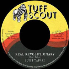 Real Revolutionary - Sun i Tafari